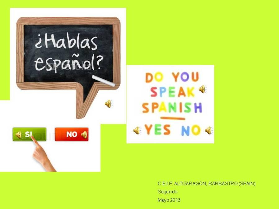 Presentación5-Aprender español