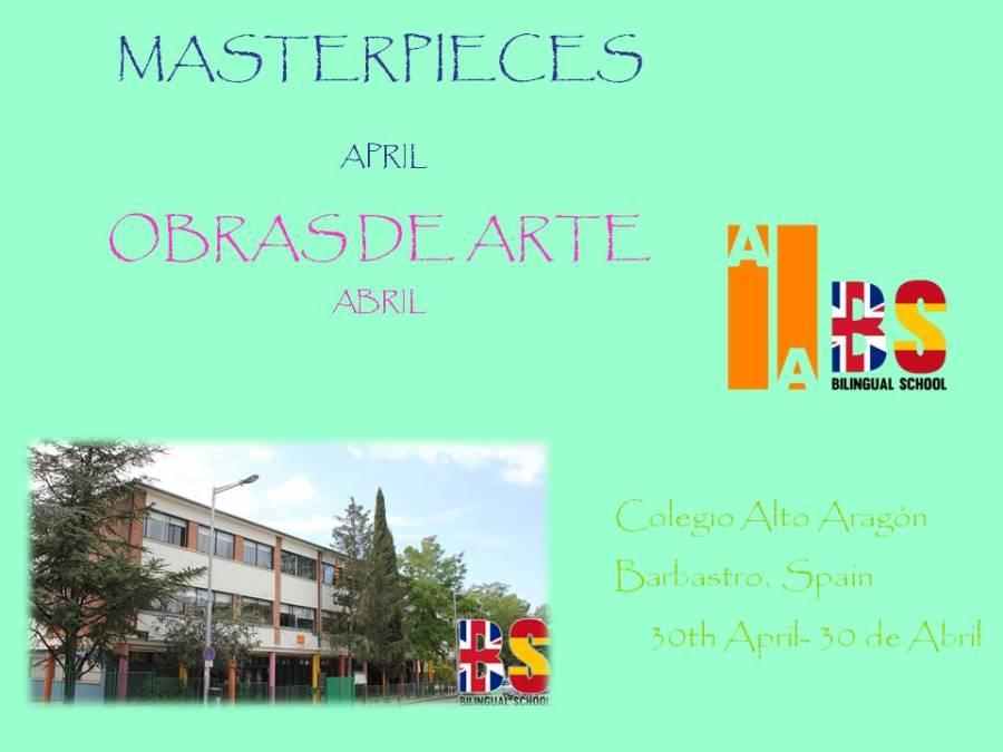 Masterpieces March-April