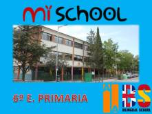 MY SCHOOL 6º E. P.