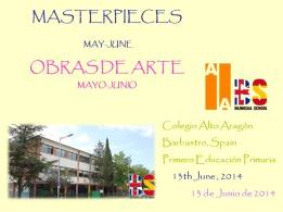 Masterpieces May-June
