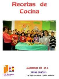 LOS COCINEROS DE 4º A